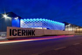 Objekt Icerink (Visualisierung: Archiv des Projektes Icerink)