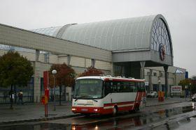 Электробус SOR B9.5 в Братиславе, Фото: A7036/CC BY 3.0, Открытый источник