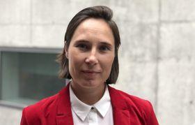 Adéla Horáková, photo: Ian Willoughby