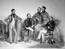 Brüder Klein von Wiesenberg