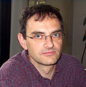 Profesor Tomáš Jungwirth, foto: Autor