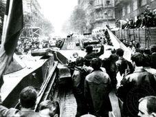 Август 1968, фото: Архив Национального музея в Праге, CC BY-NC 4.0
