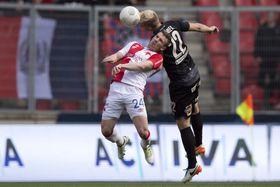 Slavia de Praga - FC Pilsen, foto: ČTK