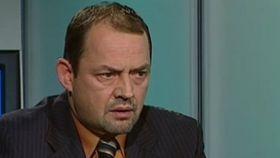 Tomáš Böhm (Foto: ČT24)