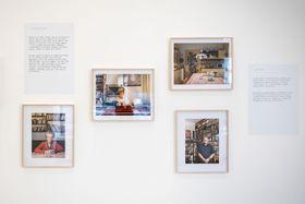 """Ausstellung """"Dialog"""" (Foto: Anna Pleslová, Archiv des Tschechischen Zentrums Prag)"""