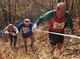 Velka Kunraticka cross country race, photo: CTK