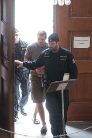 Милош Грозинек, один из обвиняемых, фото: ЧТК / Вит Черны
