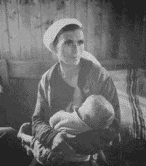 Женщина, бежавшая из Греции в Чехословакию, Фото: Архив Чешского радио