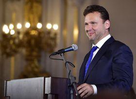 Radek Vondráček, photo: Roman Vondrouš/ČTK