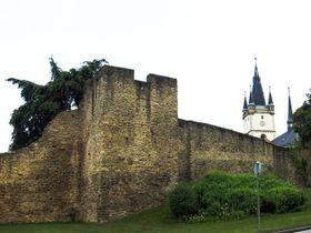 Городские стены Тахова, Фото: Vlach Pavel, CC BY-SA 4.0Павел Влах