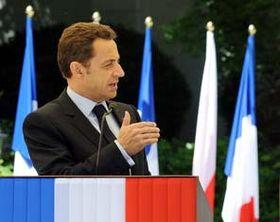 Nicolas Sarkozy (Foto: CTK)