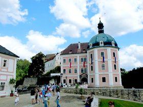 Schloss Bečov (Foto: Martina Schneibergová)