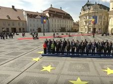 EU-Gipfel in Sibiu (Foto: YouTube)