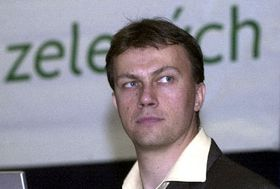 Jan Beránek (Foto: ČTK)