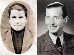 Alois Bauer et Vladimír Blažka, photo: Archives de Jiří Skoupý