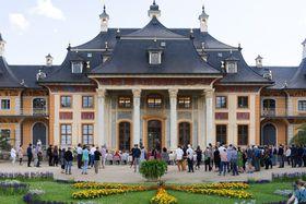 Schloss Pillnitz (Foto: Tomáš Souček / SKD)