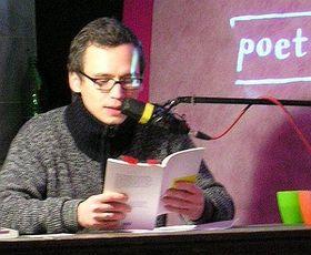 Lars Reyer (Foto: www.poetenladen.de)