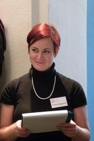 Тереза Штепкова, фото: Мартина Шнайбергова, Чешское радио - Радио Прага