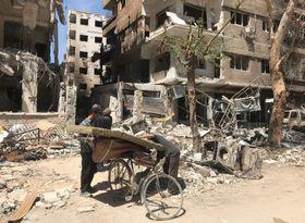 Douma, photo: CTK