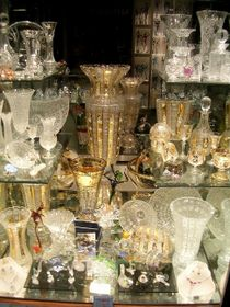 Czech glass shop, photo: Morgan Thiesson Stavostrand, Flickr, CC BY-NC-ND 2.0