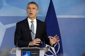 Генеральный секретарь НАТО Йенс Столтенберг, Фото: ЧТК