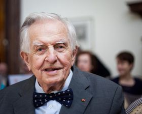 Kurt Krolop (Foto: Archiv des Prager Literaturhauses)