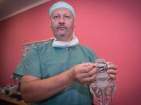 Фото: Далибор Пержина, Факультетская больница Оломоуц
