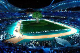 Inauguración de los Juegos Paralímpicos, foto: CTK