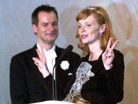 Aña Geislerová - la mejor actriz, foto: CTK