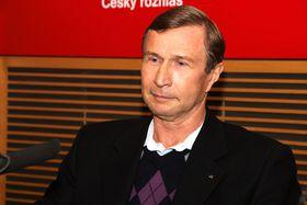 Jiří Gavor, foto: Šárka Ševčíková, ČRo