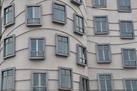 Tanzendes Haus (Foto: Ondřej Tomšů)
