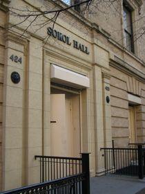 Sokol Hall