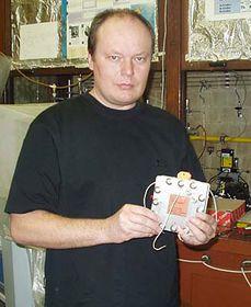 Karel Bouzek, foto: autor