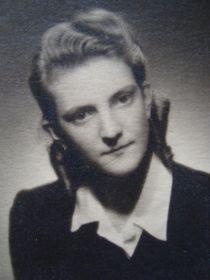 Slávka Atmanová (Foto: Archiv Post Bellum)