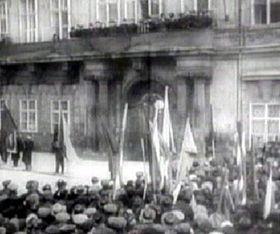 Prague Castle, 1948