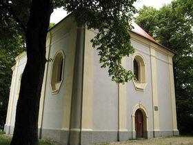 Kaple sv. Vavřince na Veselé hoře, foto: Sovicka169, CC BY-SA 3.0