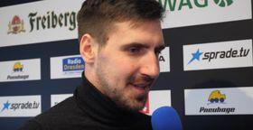 Petr Macholda (Foto: YouTube Kanal der Dresdner Eislöwen)
