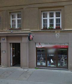 Dům kávy at Letná, photo: Google Street View