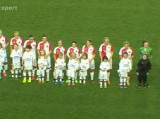 SK Slavia Praha, photo: ČT Sport