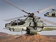 AH-1Z Viper y UH-1Y Venom, foto: Bell Helicopters