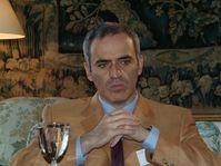 Garry Kasparov, photo: Christian Rühmkorf