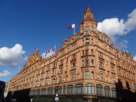 Harrod's, photo: Jordiferrer, CC BY-SA 4.0