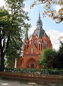Mariä-Heimsuchung-Kirche in Poštorná (Fotoarchiv von Miroslav Geršic)