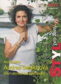 Andrea Seelichová, rozhovor pro Právo