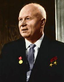 Nikita Khrushchev, photo: public domain