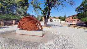 Le monument à la mémoire de la comtesse Sophie Chotek, photo: Site officiel de Písecká brána