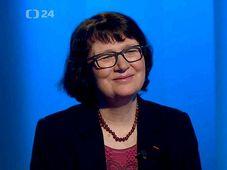 Hana Machková, photo: ČT24