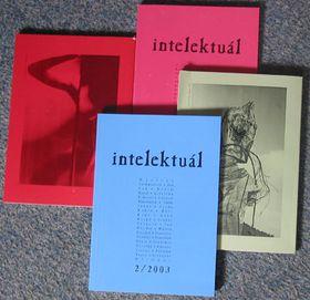 Literary magazine 'Intelektual'