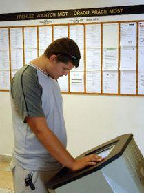 Desempleo crece..., foto: CTK