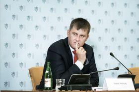 Томаш Петршичек, фото: Михаела Данелова, ЧРо